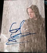 "Ed Skrein Signed Autograph ""deadpool"" Intense Rare Rain Scene 8x10 Photo Coa"