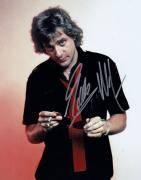 Eddie Money Signed 8x10 Photo w/COA Take Me Home Tonight Hold On #2