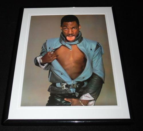 Eddie Murphy 1983 Framed 11x14 Photo Display SNL