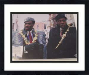 Eddie Murphy And Arsenio Hall Coming To America Beckett/coa Signed 11x14 Photo