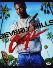 Eddie Murphy SIGNED 11x14 Photo Beverly Hills Cop Axel Foley PSA/DNA AUTOGRAPHED