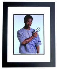 Eddie Murphy Signed - Autographed Beverly Hills Cop 8x10 inch Photo as Axel Foley - BLACK CUSTOM FRAME - Guaranteed to pass PSA or JSA