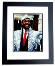 Eddie Murphy Signed - Autographed Coming to America 11x14 inch Photo - BLACK CUSTOM FRAME - Guaranteed to pass PSA or JSA