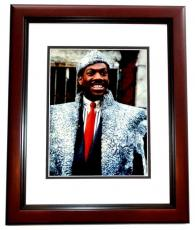 Eddie Murphy Signed - Autographed Coming to America 11x14 inch Photo - MAHOGANY CUSTOM FRAME - Guaranteed to pass PSA or JSA
