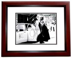 Eddie Murphy Signed - Autographed Coming to America B+W 11x14 inch Photo - MAHOGANY CUSTOM FRAME - Guaranteed to pass PSA or JSA