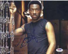 Eddie Murphy Signed 'beverly Hills Cop' 8x10 Photo Autograph Psa/dna Coa