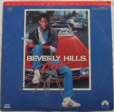 Eddie Murphy Signed Beverly Hills Cop Autographed Album Cover PSA/DNA #AC55780