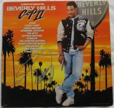 Eddie Murphy Signed Beverly Hills Cop II Autographed Album Cover PSA/DNA#AC55782