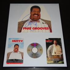 Eddie Murphy Signed Photo - Framed 16x20 Nutty Professor & DVD Display