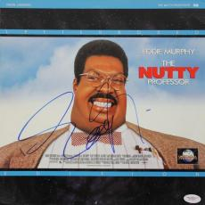 Eddie Murphy The Nutty Professor Signed Laser Disc Cover JSA #E12333