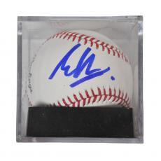 Eddie Van Halen Autographed ROMLB Baseball UACC RD AFTAL