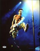 Eddie Van Halen Signed 11X14 Photo Autographed PSA/DNA #Z90417