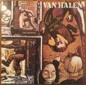 """EDDIE VAN HALEN signed """"Fair Warning"""" (1981) LP album w/vinyl -Perfect Signature"""
