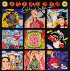 Eddie Vedder Autographed Pearl Jam Backspacer Album Cover - PSA/DNA COA