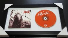 Eddie Vedder Autographed Framed Pearl Jam Vs. Cd Signed Jsa Loa Rare Proof