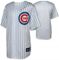 Eddie Vedder Chicago Cubs Autographed Majestic Jersey - JSA LOA