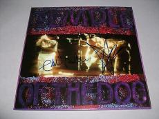 EDDIE VEDDER & CHRIS CORNELL signed autographed TEMPLE OF THE DOG LP PSA/DNA LOA