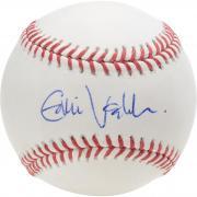 Eddie Vedder Pearl Jam Autographed Baseball - BAS