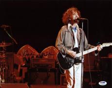 Eddie Vedder Pearl Jam Signed 11X14 Photo Autographed PSA/DNA #V10717