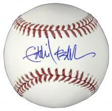 Eddie Vedder Pearl Jam Signed Oml Baseball Autographed BAS #A05184