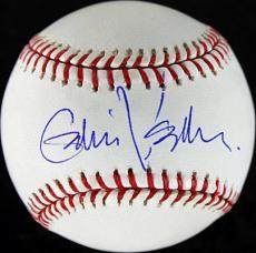 Eddie Vedder Pearl Jam Signed OML Baseball Autographed PSA/DNA #U03009