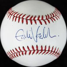 Eddie Vedder Pearl Jam Signed OML Baseball Autographed PSA/DNA #Y06700