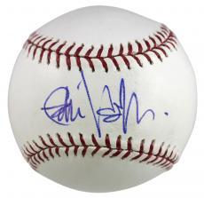 Eddie Vedder Pearl Jam Signed OML Baseball BAS #A10906