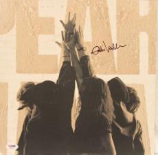 "EDDIE VEDDER Signed Autographed PEARL JAM ""Ten"" Album LP PSA/DNA #AA00031"