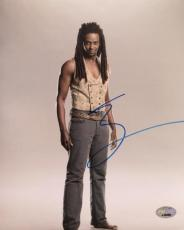 Edi Gathegi Signed Twilight Authentic Autographed 8x10 Photo (PSA/DNA) #J44998