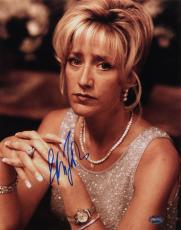 Edie Falco Autographed 11x14 PSA/DNA
