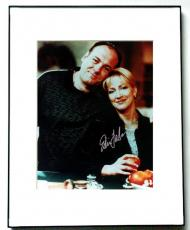 Edie Falco Autographed Sopranos Signed Photo PSA/DNA   AFTAL