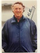 Edmund Hillary Autographed 4x6 Photo