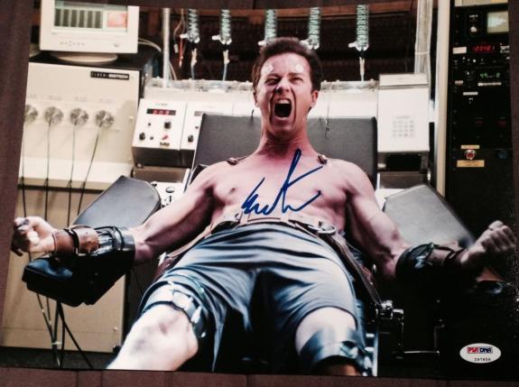 Edward Norton Signed Autograph Incredible Hulk Rare 11x14 Photo Psa/dna Z97656