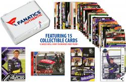 Carl Edwards Collectible Lot of 15 NASCAR Trading Cards