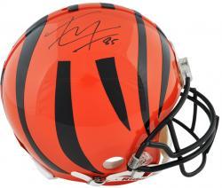 Tyler Eifert Cincinnati Bengals Autographed Riddell Replica Helmet