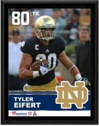 "Tyler Eifert Notre Dame Fighting Irish Sublimated 10.5"" x 13"" Plaque"