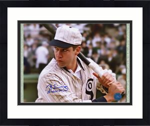 Autographed Joe (MLB) Jackson Photo - Eight Men Out by Shoeless Actor D B Sweeney 8x10