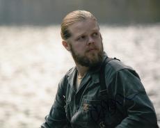 Elden Henson signed The Hunger Games Mockingjay Pollux 8x10 photo w/coa #2