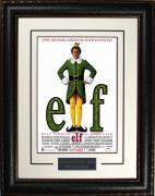 Elf – Will Ferrell Movie Poster – Framed 11×17
