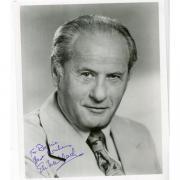 Eli Wallach Autographed 8x10 Photo