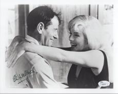ELI WALLACH HAND SIGNED 8x10 PHOTO       FROM MISFITS WITH MARILYN MONROE    JSA