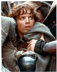 Elijah Wood 8x10 photo (Frodo Baggins Lord of the Rings) Image #1