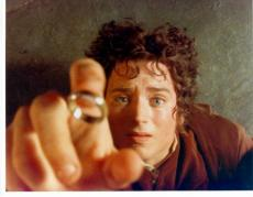 Elijah Wood 8x10 photo (Frodo Baggins Lord of the Rings) Image #2