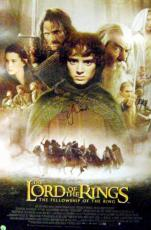 Elijah Wood autographed Movie Poster (Lord Of The Rings: The Fellowship of The Rings)