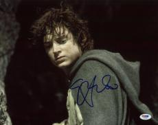 Elijah Wood Lord Of The Rings Signed 11X14 Photo PSA/DNA #J09923