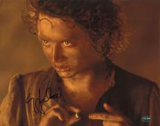 Elijah Wood Lord Of The Rings Signed 11X14 Photo PSA/DNA #J36430