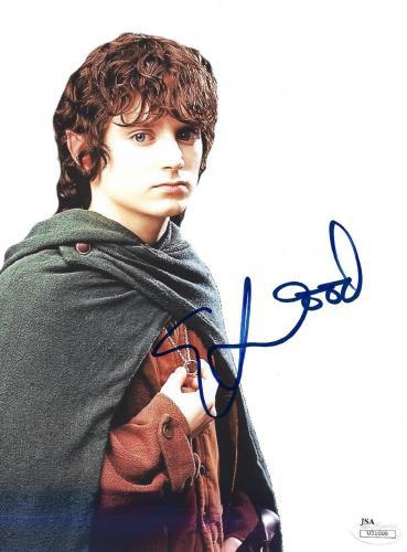 Elijah Wood Signed Autographed 8x10 Photo JSA Authenticated b