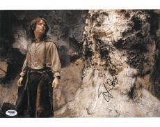 Elijah Wood Signed Lord of the Rings Authentic 11x14 Photo (PSA/DNA) #Q26714