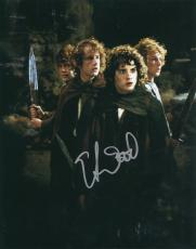 Elijah Wood signed The Lord of the Rings movie 8x10 photo Frodo w/coa #1