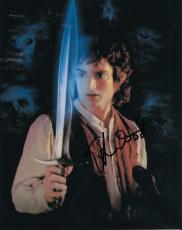 Elijah Wood signed The Lord of the Rings movie 8x10 photo Frodo w/coa #3
